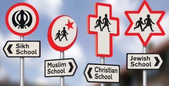 Secularism of Religious Schools