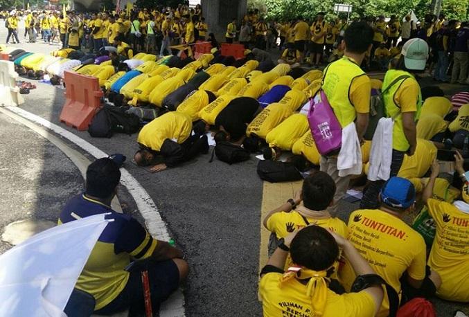 Islam dan Bersih