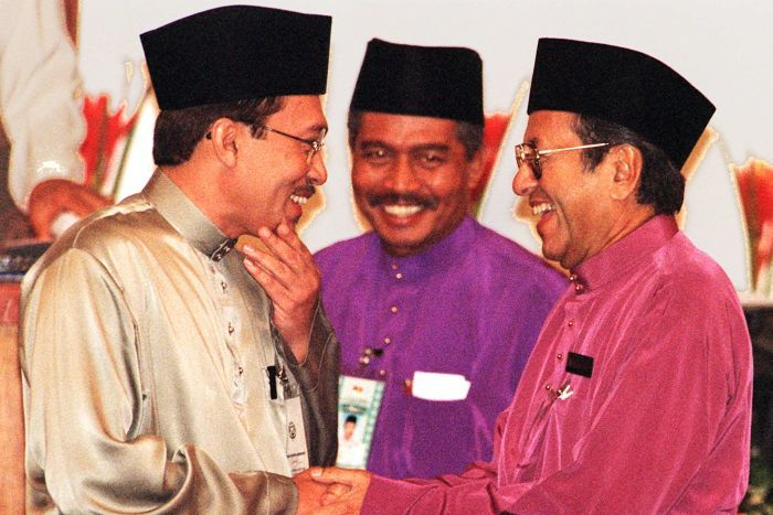Tun and Anwar