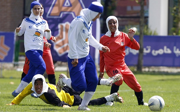 Iran Women Team