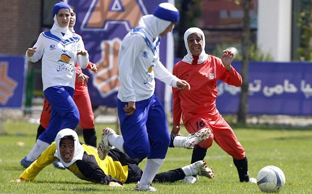 Iran Women Team