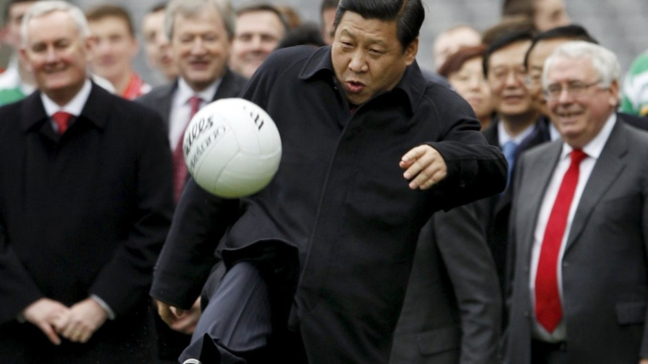 Football and Leaders