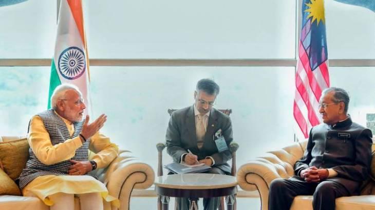Malaysia visit by Modi