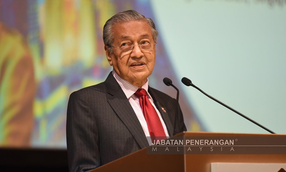 Tun M and PMO