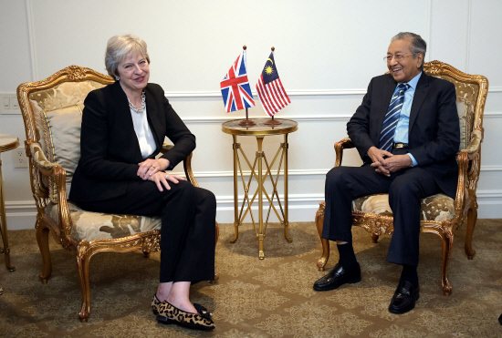 Malaysia and the UK