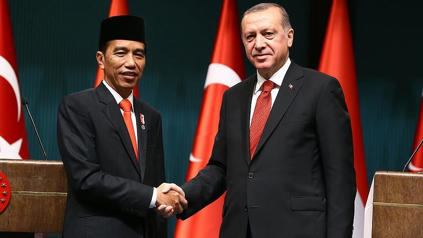 Jokowi and Erdogan